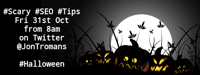 RECAP: Scary SEO Tips for Halloween