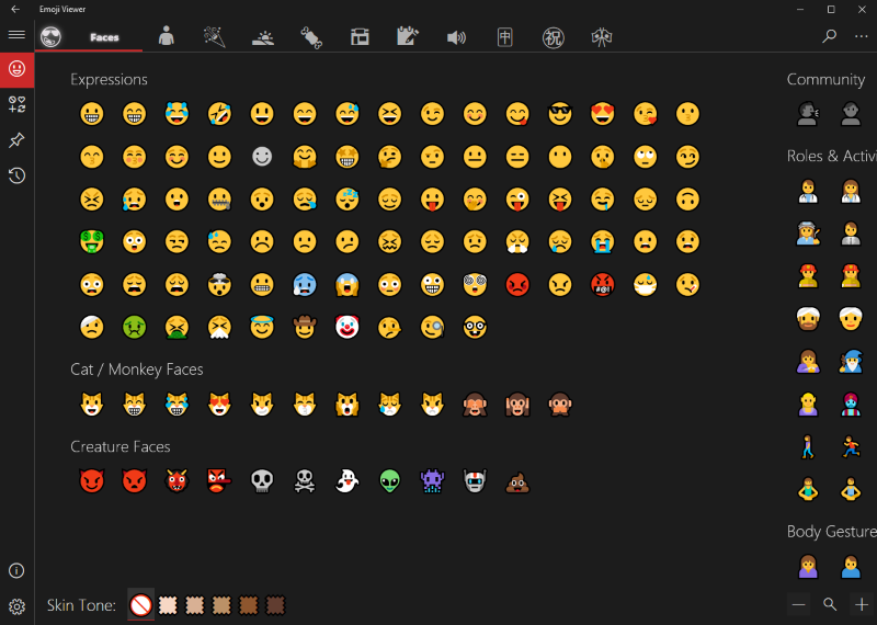Emoji Viewer