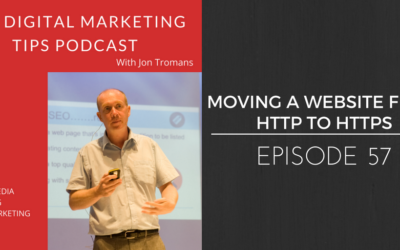 Ep 57: Moving A Website From http To https