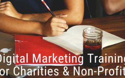 Digital marketing training for charities & non-profits